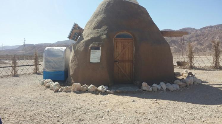 earth-hut